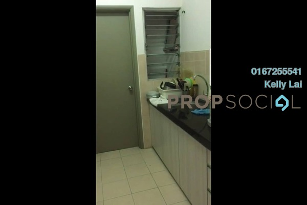 For Sale Condominium at Plaza Medan Putra, Bandar Menjalara Freehold Semi Furnished 3R/2B 328k