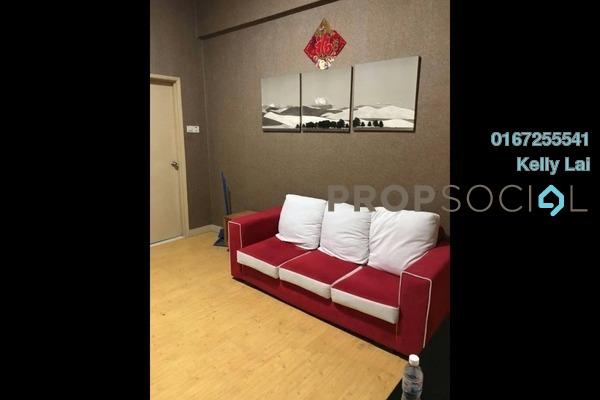 For Rent SoHo/Studio at Dorchester, Sri Hartamas Freehold Fully Furnished 0R/1B 1.4k