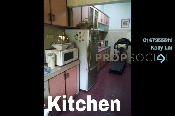 For Sale Terrace at Taman Kok Doh, Jinjang Freehold Semi Furnished 4R/3B 670k