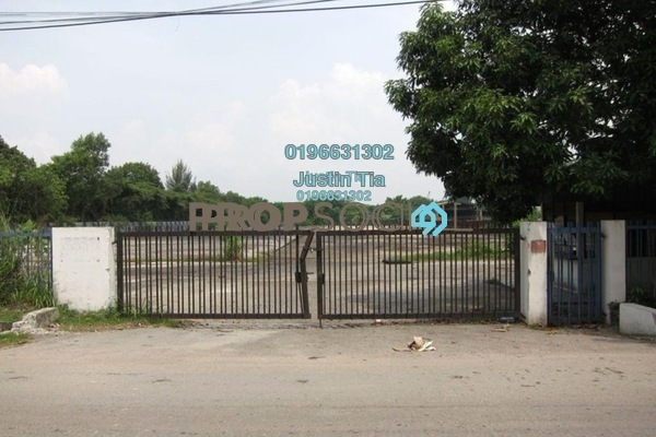 For Rent Land at Kampung Telok Gong , Port Klang Freehold Unfurnished 0R/0B 8k