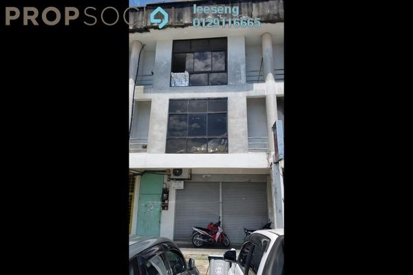 For Sale Shop at Lukut, Port Dickson Freehold Unfurnished 0R/6B 750k