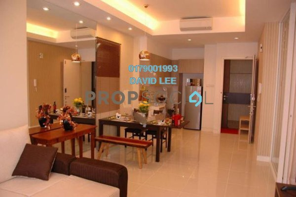 For Rent Serviced Residence at BayBerry Serviced Residence @ Tropicana Gardens, Kota Damansara Freehold Fully Furnished 1R/0B 2.9k