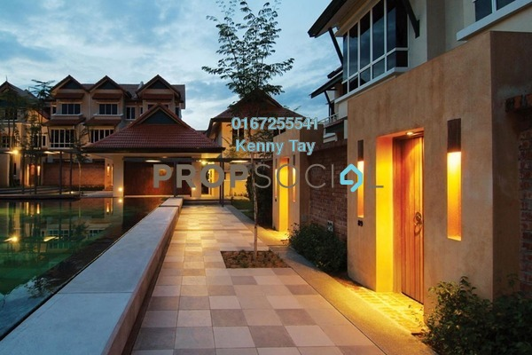 For Rent Terrace at Adora, Desa ParkCity Freehold Fully Furnished 3R/3B 4k