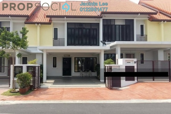 For Sale Terrace at Pentas, Alam Impian Freehold Unfurnished 5R/5B 642k