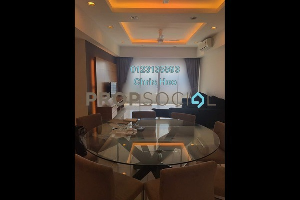 For Sale Condominium at Tiffani Kiara, Mont Kiara Freehold Fully Furnished 3R/3B 1.35m