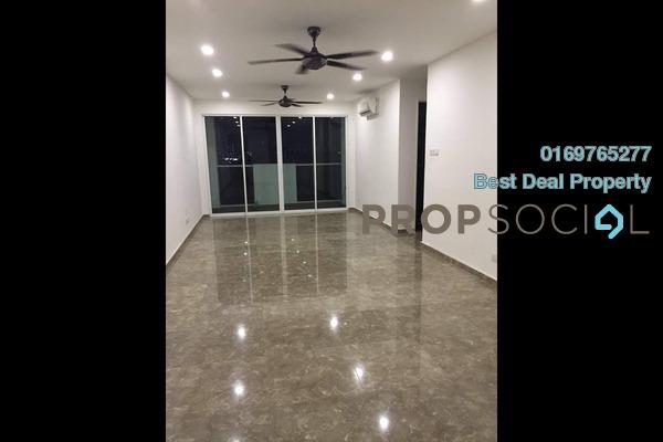 For Rent Condominium at Subang Parkhomes, Subang Jaya Freehold Semi Furnished 3R/2B 2.1k