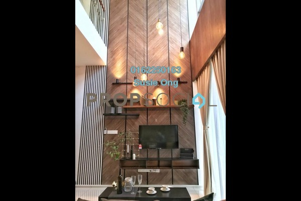 For Rent Serviced Residence at The Robertson, Pudu Freehold Fully Furnished 3R/3B 7k