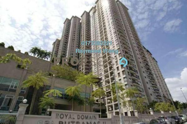 For Rent Condominium at Sri Putramas I, Dutamas Freehold Fully Furnished 3R/2B 1.5k