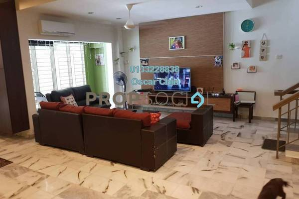 For Rent Terrace at Bandar Baru Sri Petaling, Sri Petaling Freehold Fully Furnished 5R/4B 2.7k