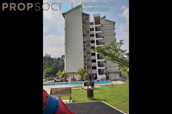 For Rent Condominium at Tiara Hatamas, Cheras Freehold Unfurnished 3R/2B 1k