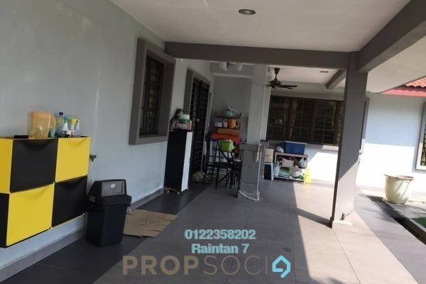 For Sale Terrace at Mutiara Bukit Jalil, Bukit Jalil Freehold Semi Furnished 6R/6B 2.1m
