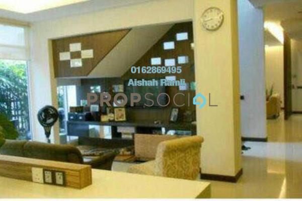 For Sale Bungalow at Setia Eco Park, Setia Alam Freehold Semi Furnished 5R/5B 2.65m