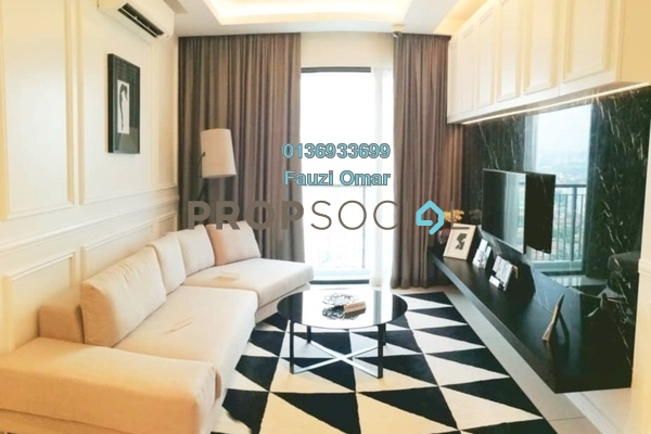 For Sale Condominium at KL Traders Square, Kuala Lumpur Freehold Unfurnished 3R/2B 550k