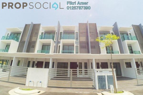 For Sale Terrace at Bandar Sri Putra, Bandar Seri Putra Freehold Unfurnished 7R/5B 990k