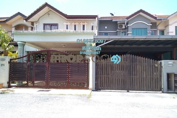 For Sale Link at Taman Damai Impian 2, Bandar Damai Perdana Freehold Semi Furnished 4R/3B 680k