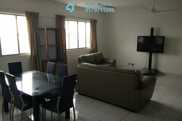 For Rent Condominium at Puncak Damansara, Bandar Utama Freehold Fully Furnished 3R/2B 1.4k
