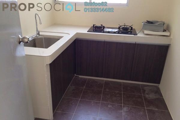 For Sale Condominium at Platinum Lake PV20, Setapak Freehold Semi Furnished 4R/2B 550k