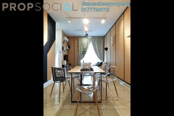 For Rent Serviced Residence at Sky Habitat @ Meldrum Hills, Johor Bahru Freehold Fully Furnished 2R/2B 2.48k