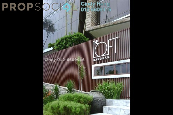 For Sale Condominium at The Loft, Bangsar Freehold Semi Furnished 3R/5B 3.4百万