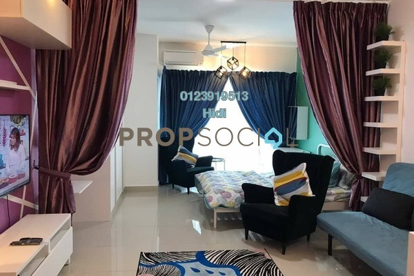 For Sale Serviced Residence at Galleria, Equine Park Freehold Fully Furnished 1R/1B 330k