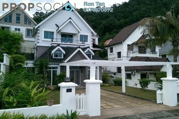 For Sale Bungalow at Ferringhi Villas, Batu Ferringhi Freehold Fully Furnished 3R/3B 1.95m