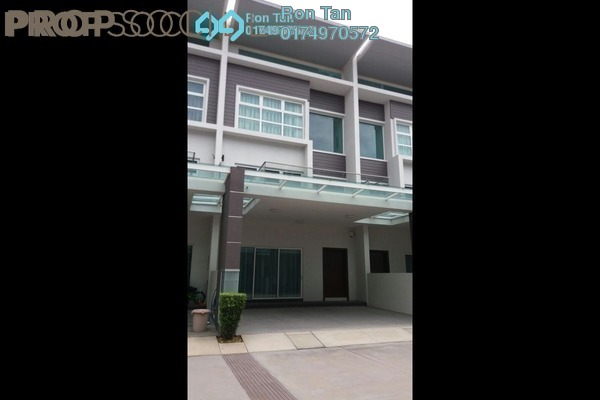 For Sale Terrace at Permai Gardens, Tanjung Bungah Freehold Semi Furnished 4R/5B 1.98m