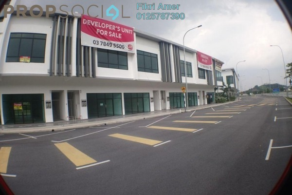 For Sale Shop at Anika, Bandar Ainsdale Freehold Unfurnished 0R/0B 1.27m