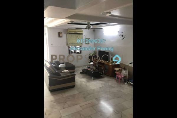 For Sale Terrace at Batu Belah, Klang Freehold Fully Furnished 4R/3B 600k
