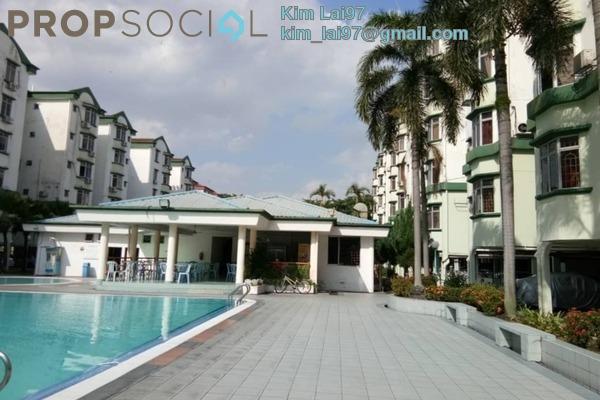 For Rent Condominium at Goodyear Court 10, UEP Subang Jaya Freehold Semi Furnished 3R/2B 1k