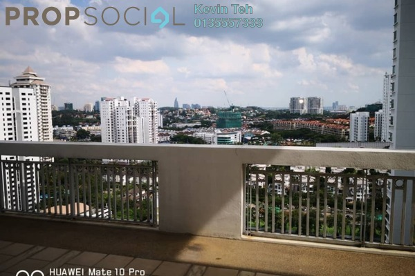For Rent Condominium at Casa Kiara I, Mont Kiara Freehold Semi Furnished 4R/6B 7k