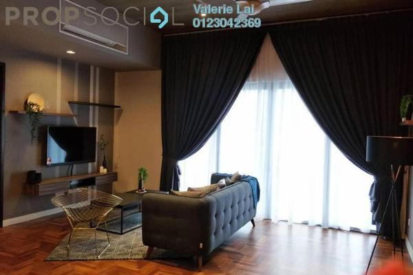 For Rent Condominium at The Mews, KLCC Freehold Fully Furnished 2R/2B 6.45k