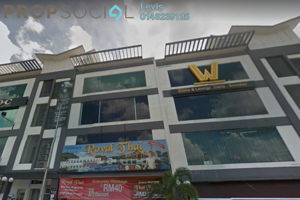 For Rent Office at Mahkota Garden Condominium, Bandar Mahkota Cheras Freehold Semi Furnished 0R/0B 2.3k