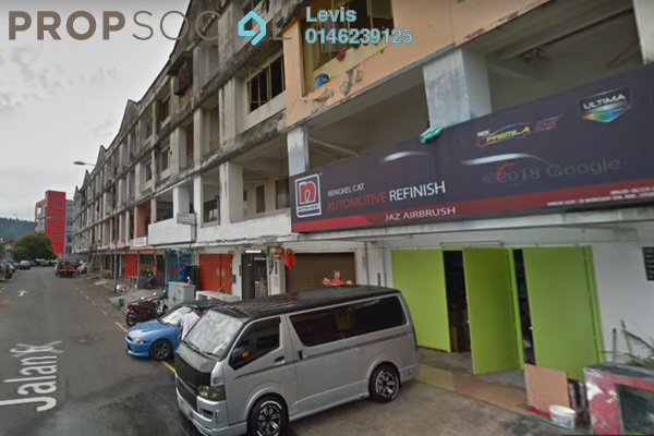 For Rent Office at Pandan Indah, Pandan Indah Freehold Unfurnished 0R/0B 3.2k