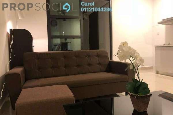 For Rent SoHo/Studio at H2O Residences, Ara Damansara Freehold Fully Furnished 1R/1B 1.6k
