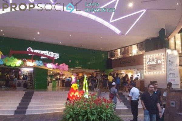 For Rent Shop at Sungei Wang Plaza, Bukit Bintang Freehold Semi Furnished 0R/0B 3.5k