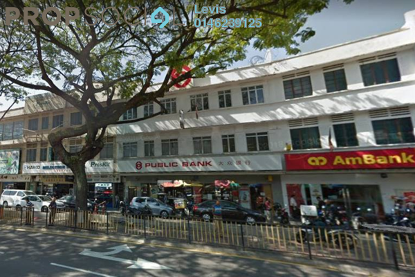 For Rent Office at Petaling Street, Pudu Freehold Semi Furnished 0R/0B 5.5k