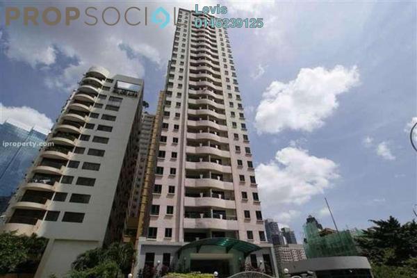For Rent Office at Seri Raja Chulan, Bukit Ceylon Freehold Semi Furnished 2R/2B 5k