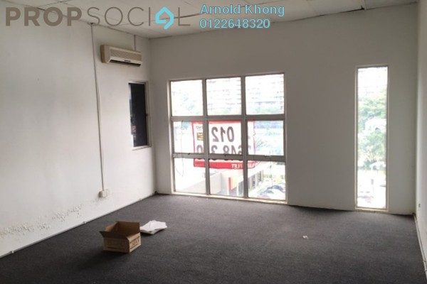 For Rent Shop at Taman Connaught, Cheras Freehold Unfurnished 0R/2B 1.3k