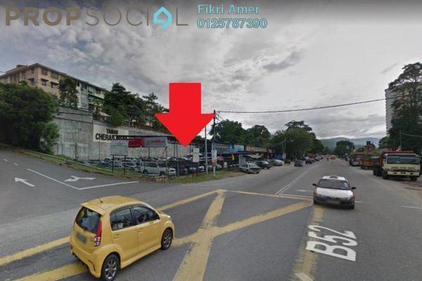 For Sale Land at Taman Cheras Intan, Batu 9 Cheras Freehold Unfurnished 0R/0B 9.03m