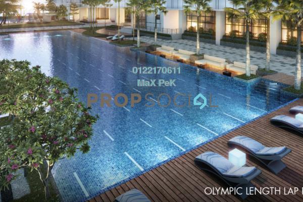 For Sale Condominium at Akasa, Balakong Freehold Semi Furnished 3R/2B 622k