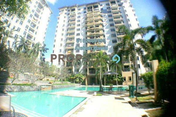 For Sale Condominium at Cyberia SmartHomes, Cyberjaya Freehold Semi Furnished 3R/2B 400k