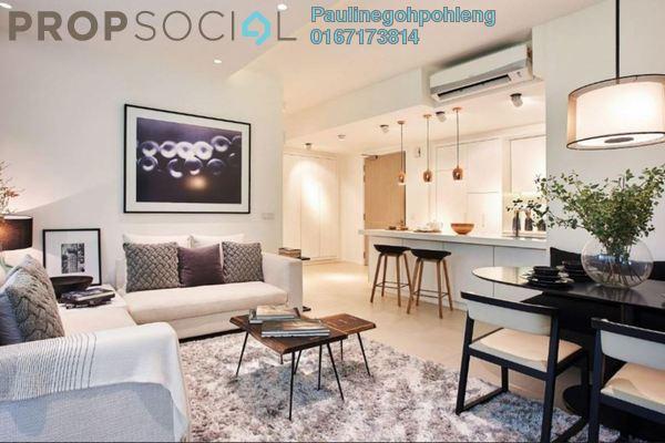 For Sale Serviced Residence at Cantara Residences, Ara Damansara Freehold Semi Furnished 2R/0B 530k