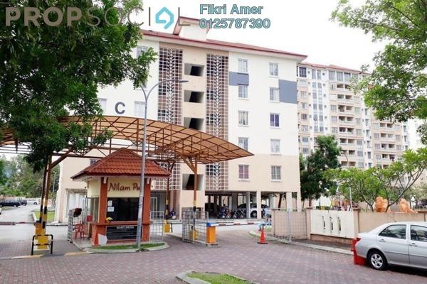 For Sale Condominium at Nilam Puri, Bandar Bukit Puchong Freehold Unfurnished 3R/2B 480k