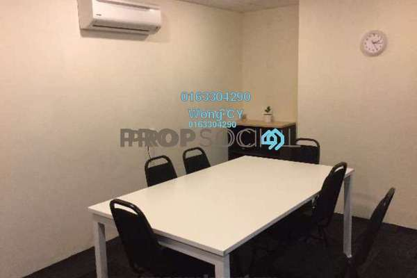 For Rent Office at One Mont Kiara, Mont Kiara Freehold Unfurnished 0R/0B 1.8k