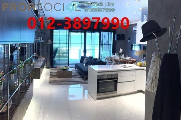 For Sale Condominium at CitiZen, Old Klang Road Freehold Semi Furnished 4R/2B 665k