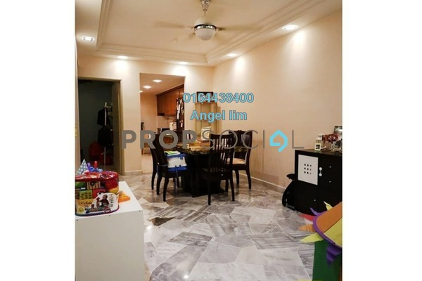 For Sale Condominium at Sri Intan 1, Jalan Ipoh Freehold Fully Furnished 3R/2B 400k