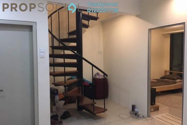 For Rent Serviced Residence at One South, Seri Kembangan Freehold Fully Furnished 4R/2B 2.5k