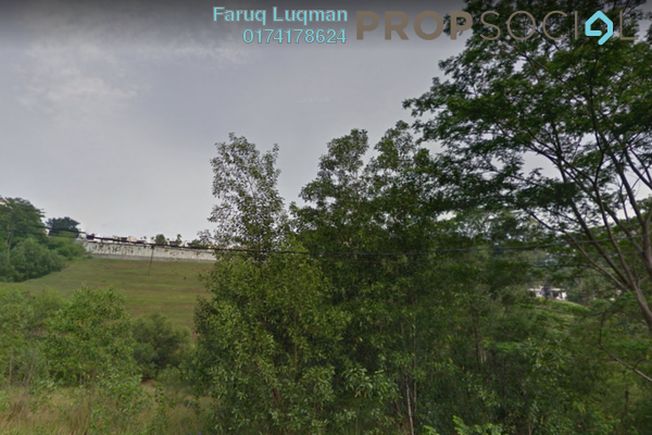 For Sale Land at Taman Bukit Jaya, Bukit Antarabangsa Freehold Unfurnished 0R/0B 811k