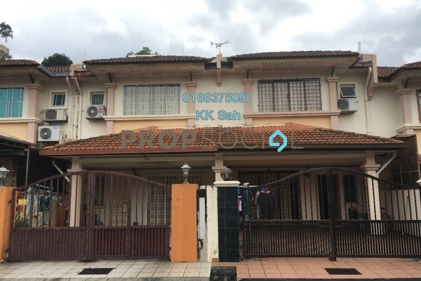 For Sale Terrace at Prima Saujana, Kajang Freehold Semi Furnished 4R/3B 599k