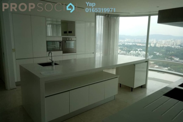 For Rent Condominium at The Avare, KLCC Freehold Semi Furnished 5R/5B 11k